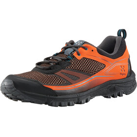 Haglöfs M's Gram Trail Shoes Cayenne/True Black